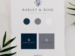 Barley & Rose